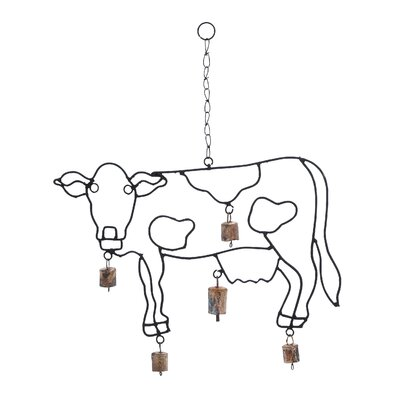 Cow Wind Chime