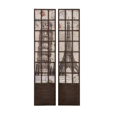 Wall Panel (Set of 2)