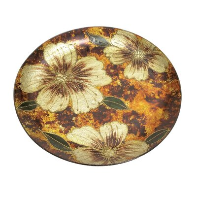 "Woodland Imports 13"" Charger Plate (Set of 12)"