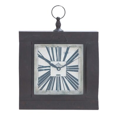 Modern and Conventional Decor Wall Clock