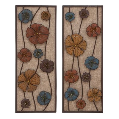 Wall Panel in Urbane Finesse (Set of 2)