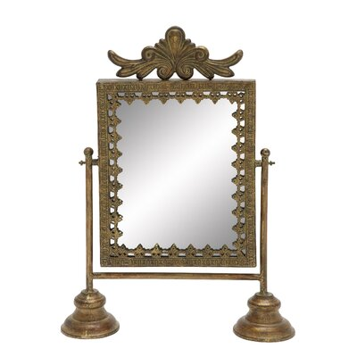 Unique Metal Mirror