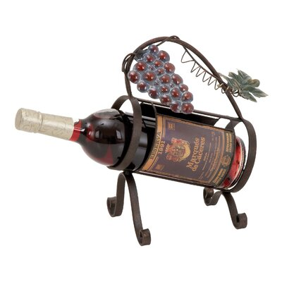 1 Bottle Tabletop Wine Rack