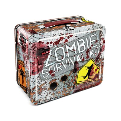 Aquarius Zombie Survival Lunchbox