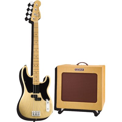 Aquarius Fender Bass and Bassman Chunky Magnet