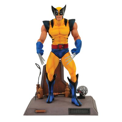 Diamond Selects Marvel Select Wolverine Action Figure