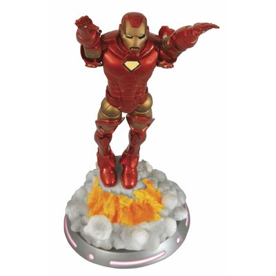Diamond Selects Marvel Select Iron Man Action Figure