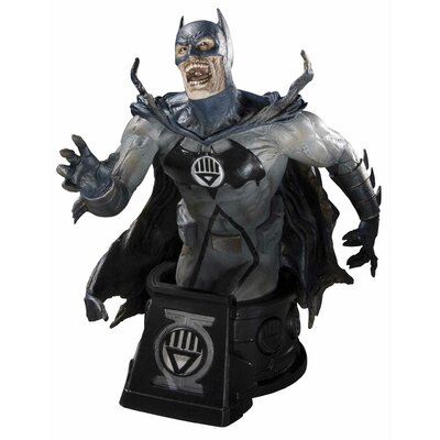 DC Heroes of The DC Universe Lantern Batman Bust Statue