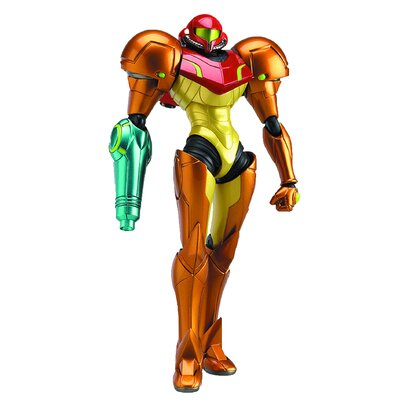 Metroid Other M Samus Aran Figma Action Figure