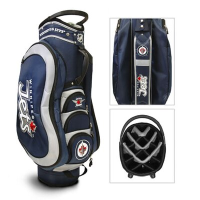 Team Golf NHL Medalist Cart Bag
