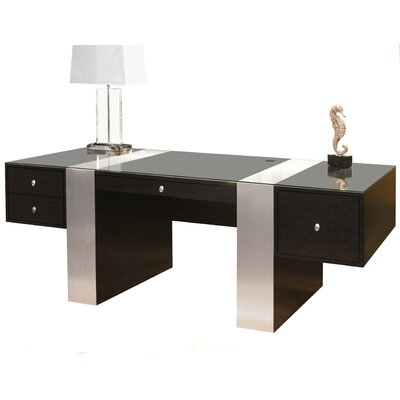 Sharelle Furnishings Nero Desk
