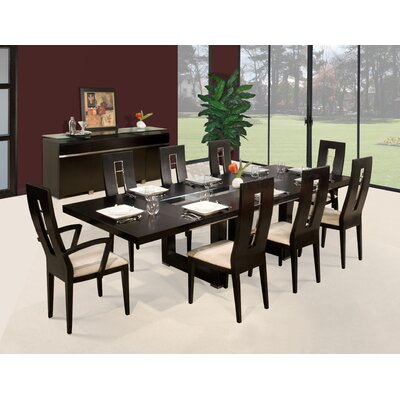 Sharelle Furnishings Novo 9 Piece Dining Set