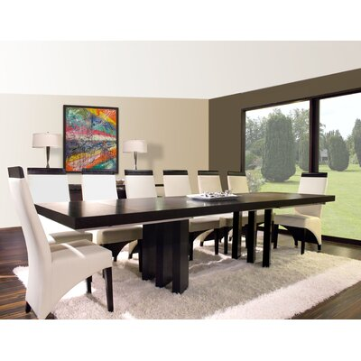 Sharelle Furnishings Verona 9 Piece Dining Set