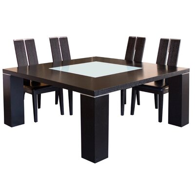 Sharelle Furnishings Elite 5 Piece Dining Set