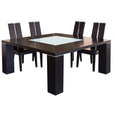 Sharelle Furnishings Elite 5 Piece Dining Set