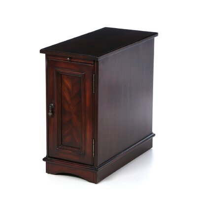 Butler Plantation Cherry Chest End Table