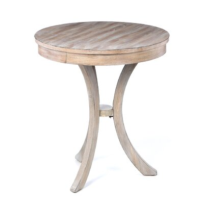 Umber End Table