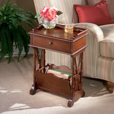 Butler Plantation Cherry Martini End Table