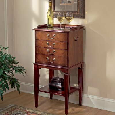 Plantation Cherry 4 Drawer Chest