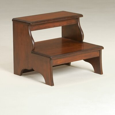 Plantation Cherry Step Stool