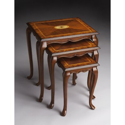 Masterpiece 3 Piece Nesting Tables