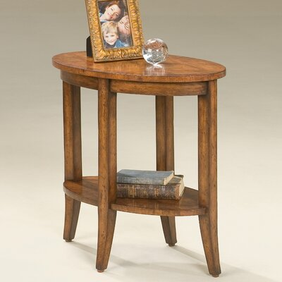 Heritage Oval End Table
