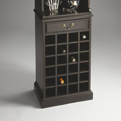 Butler Masterpiece 24 Bottle Wine Cabinet