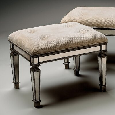 Masterpiece Cotton Ottoman