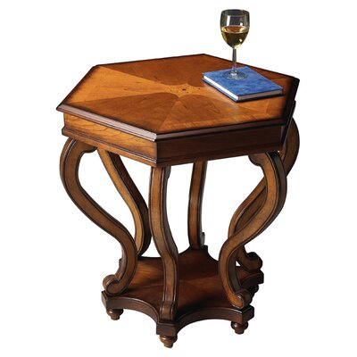 Butler Masterpiece Hexagon End Table