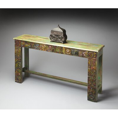 Artifacts Console Table