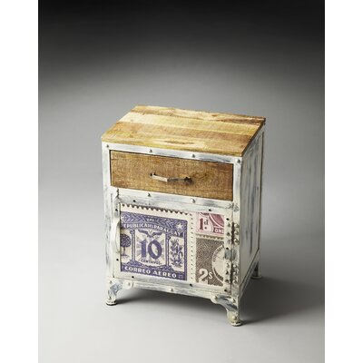 Artifacts Magellan Industrial Chic Accent Chest