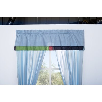 Kids Line All Sports Curtain Valance
