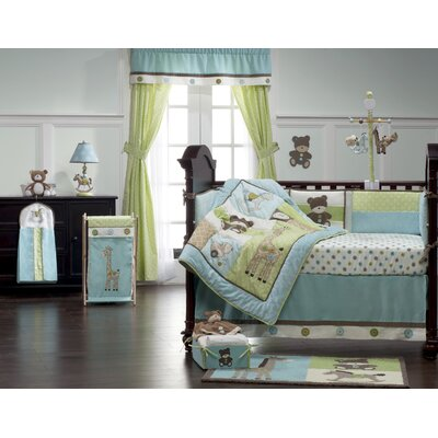Kids Line Toyland Crib Bedding Collection