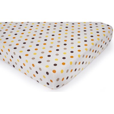 Kids Line Sunny Safari Fitted Sheet