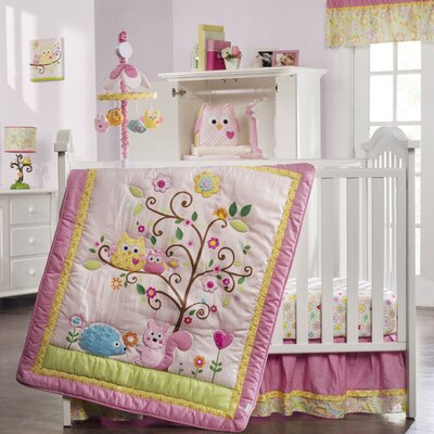 Dena Happi Tree Crib Bedding Collection