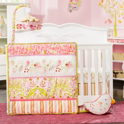 Dena Moroccan Garden Crib Bedding Collection