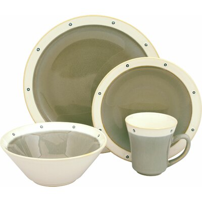 Sango Newport 16 Piece Dinnerware Set