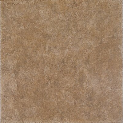 "Florim USA Marquessa 18"" x 18"" Porcelain Field Tile in Wilshire Brown"