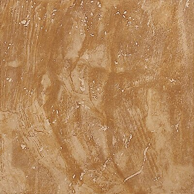 "Florim USA Antelope Canyon 12"" x 12"" Glazed Porcelain Field Tile in Natural Bridge"