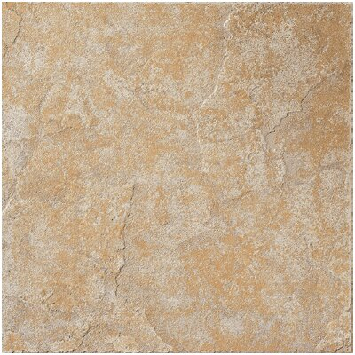 "Florim USA Marquessa 18"" x 18"" Glazed Porcelain Field Tile in Windsor Tan"