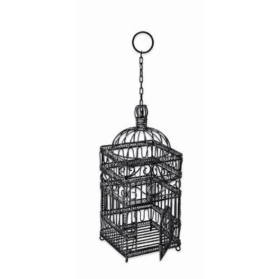 Large Free Standing, Hanging Victorian Bird House