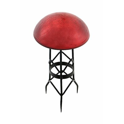 ACHLA Crackle Toad Stool
