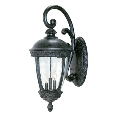 Acclaim Lighting Fleur de Lis 3 Light Wall Lantern