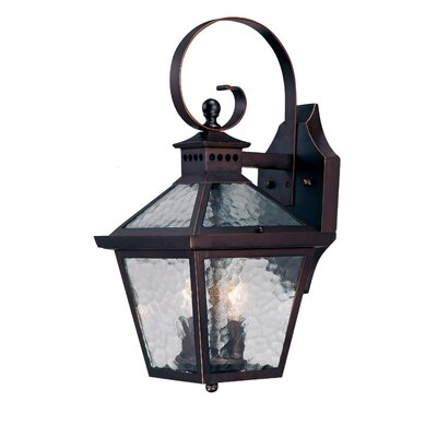 Acclaim Lighting Bay Street 2 Light Wall Lantern