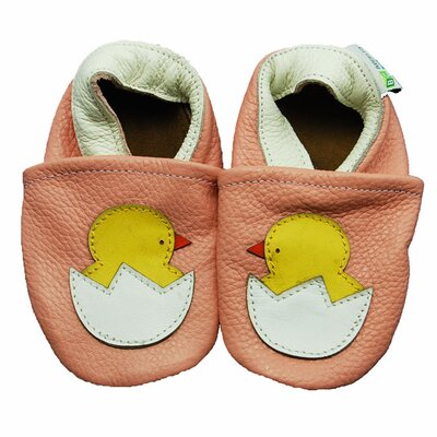 Augusta Baby Chick Soft Sole Leather Baby Shoes