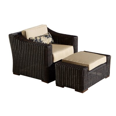 RST Outdoor Resort Deep Seating Chair