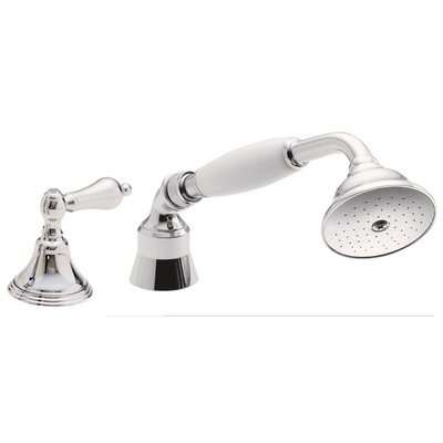 California Faucets Coronado Optional Hand Held Shower and Diverter Trim