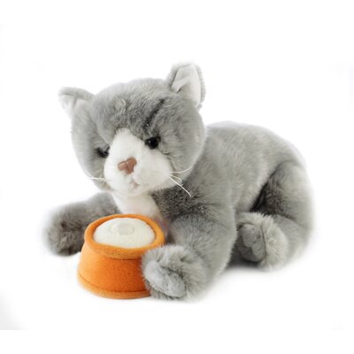 Teeboo Kidoo Cat Plush Toy
