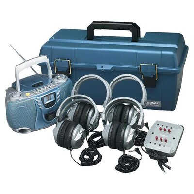 Hamilton Electronics Val - U - Pack CD Listening Center