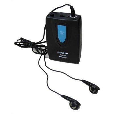 Hamilton Electronics Assistive Listening System Belt Pack